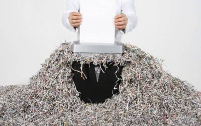 The Myths Of Paper Shredding